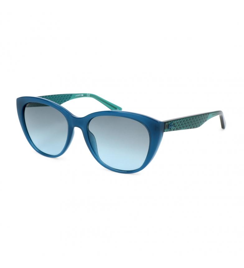 Comprar Lacoste L832S green sunglasses