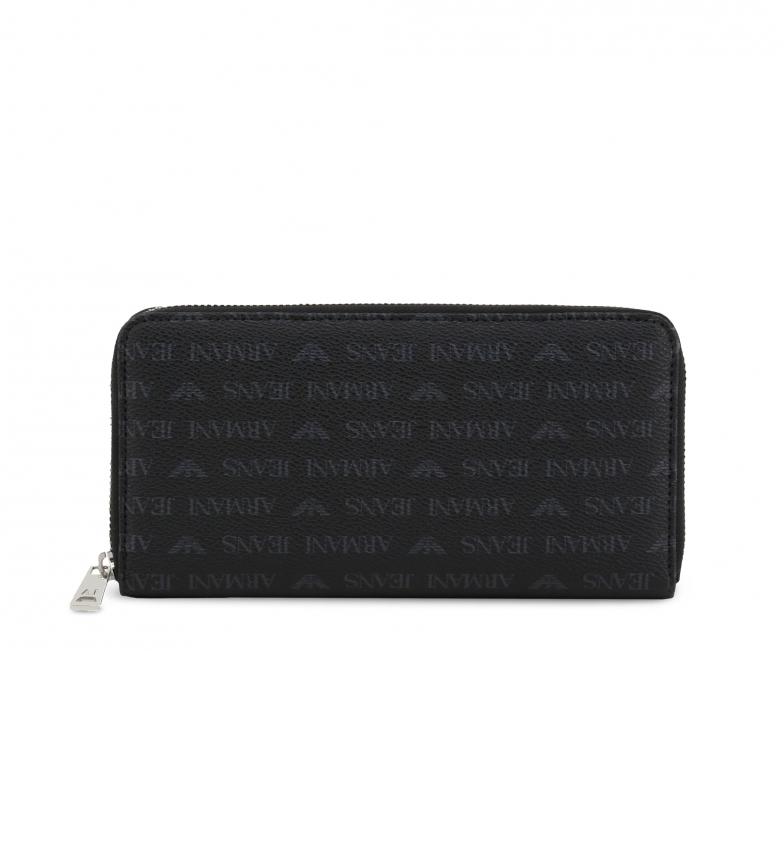 Comprar Armani Jeans Wallets 938542_CD996 black -21.5x11x2.5Cm