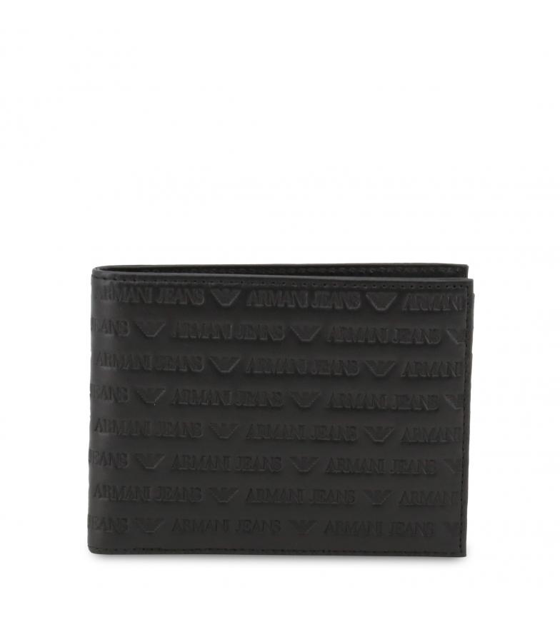 Comprar Armani Jeans Carteira 938538_CD999 preto -12.5x9.5x9.5x1Cm