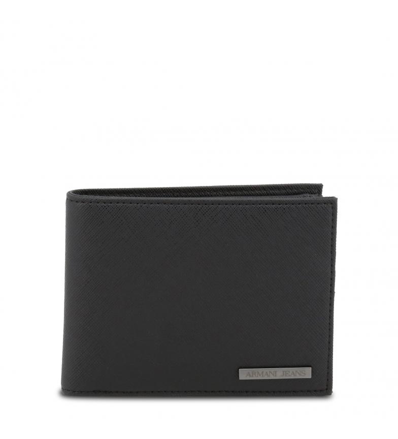 Comprar Armani Jeans Portafoglio 938538_CD991 nero -12.5x9.5x1Cm