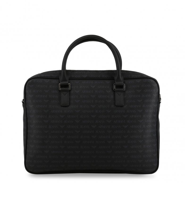 Comprar Armani Jeans Maletines 932530_CD996 black -40x29x6.5Cm-