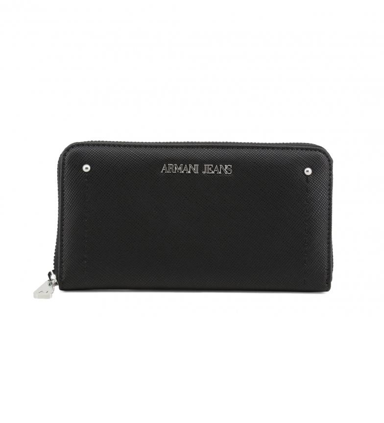 Comprar Armani Jeans Wallet 928032_CD756 black -19x11x3Cm