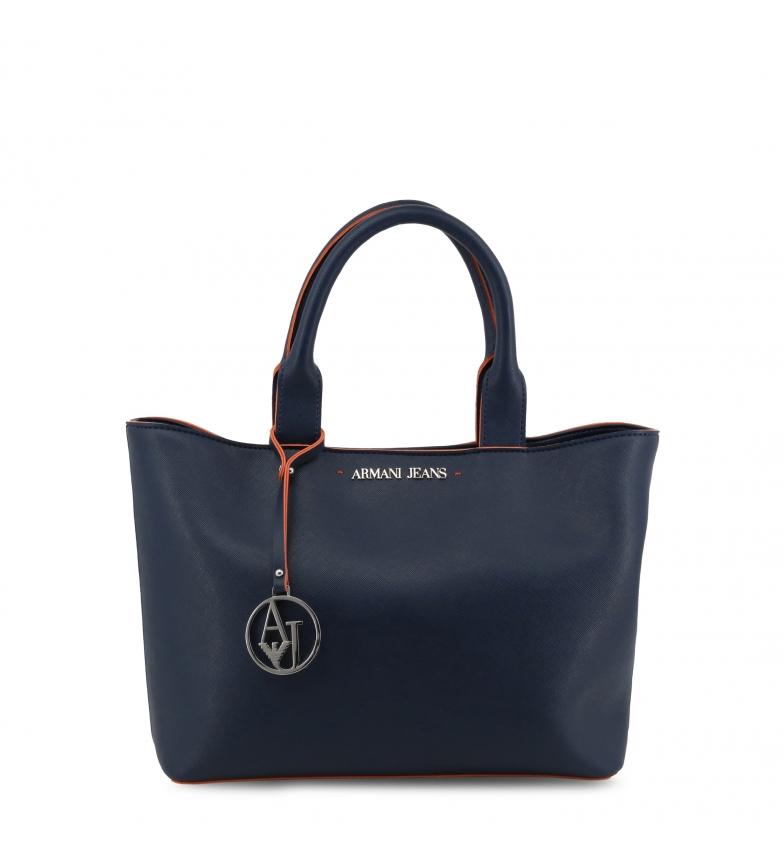 Comprar Armani Jeans Handbags 922531_CD856 blue -37x24x12Cm