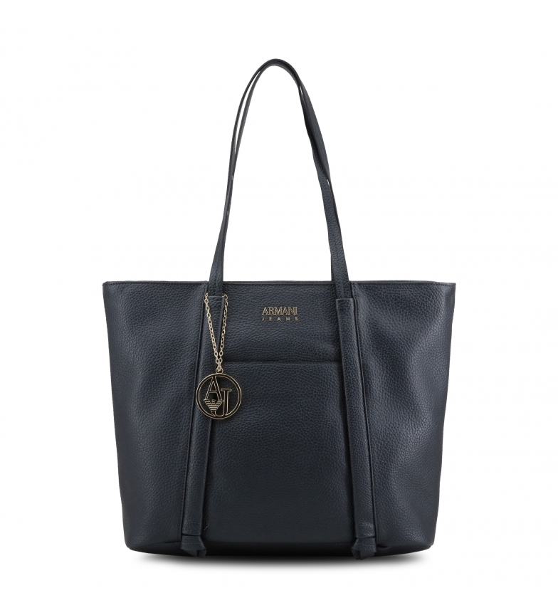Comprar Armani Jeans Shopping bag 922341_CD813 blue -41.5x30.5x12.5Cm-