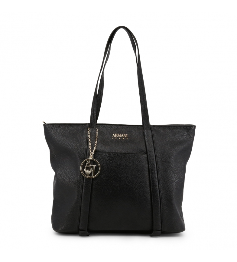 Comprar Armani Jeans Shopping bag 922341_CD813 black -41.5x30.5x12.5Cm-