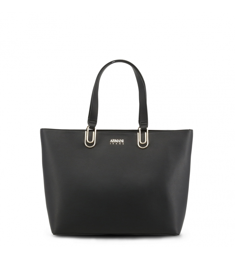 Comprar Armani Jeans Shopping bag 922329_CD793 black -45x30x12Cm