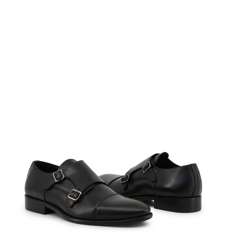 Black Zapatos Bajos Made Piel Italia In De Dejavu qpMSUzVG
