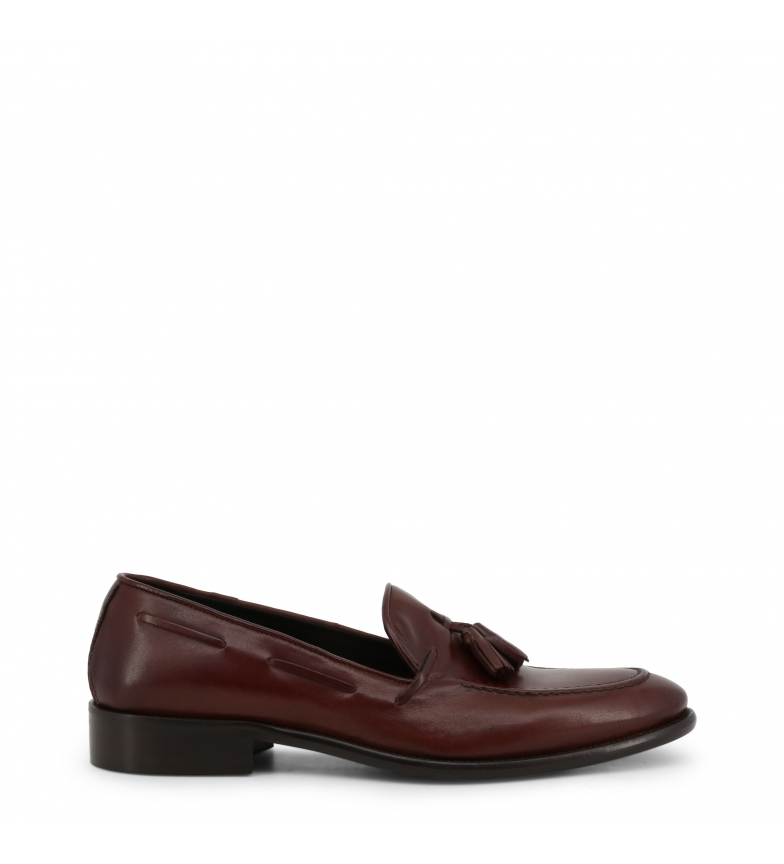 Comprar Made In Italia Leather Moccasins ANEMAECORE brown