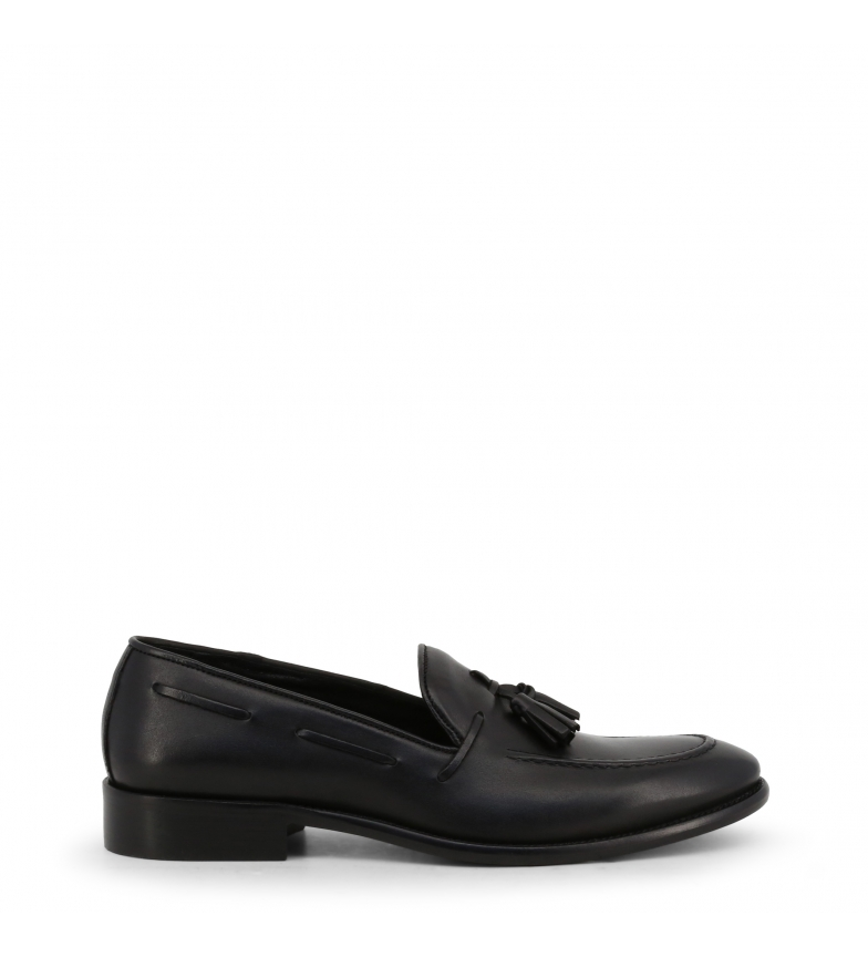 Comprar Made In Italia Leather Moccasins ANEMAECORE black