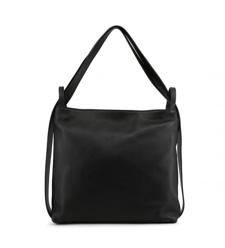 Comprar Made In Italia Bolsos de piel MADDALENA black -37x34x10cm-