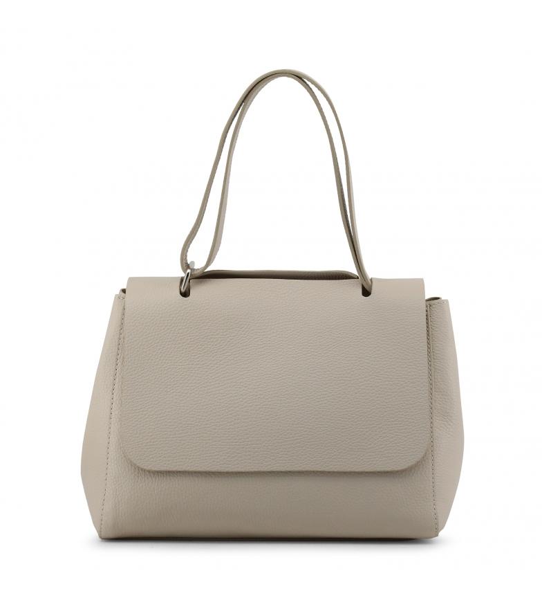 Comprar Made In Italia Bolsos de piel ISOTTA white -33x22x15cm-