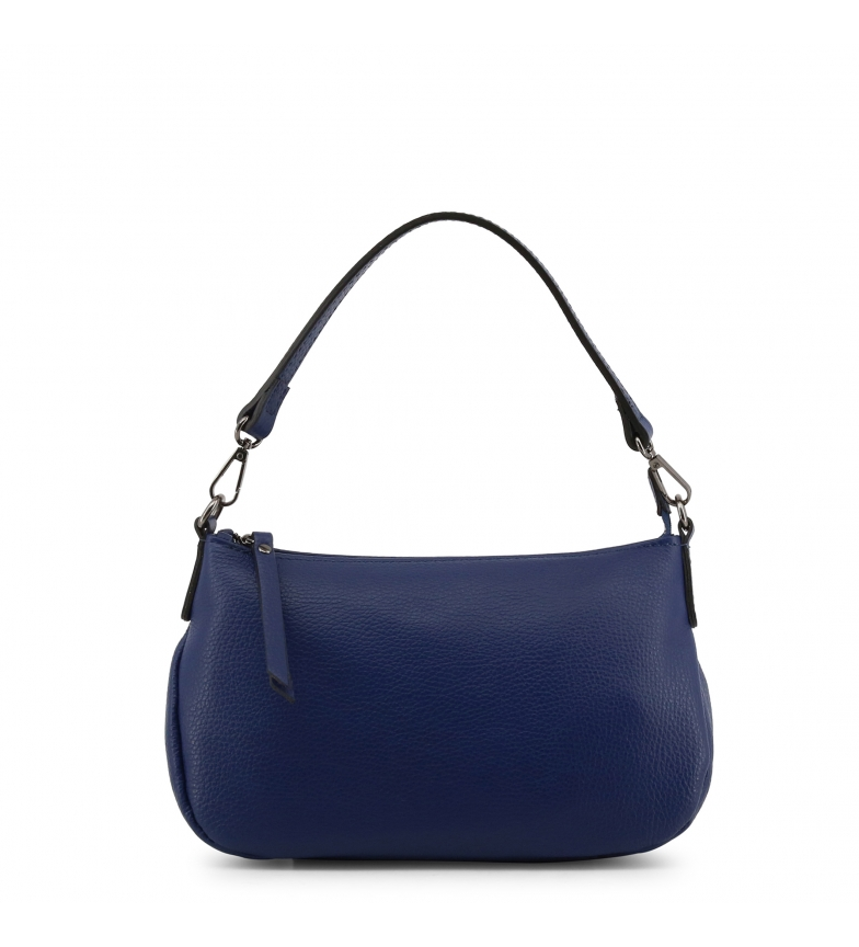 Comprar Made In Italia Sacos de couro FIORENZA azul -28x16x9x9cm