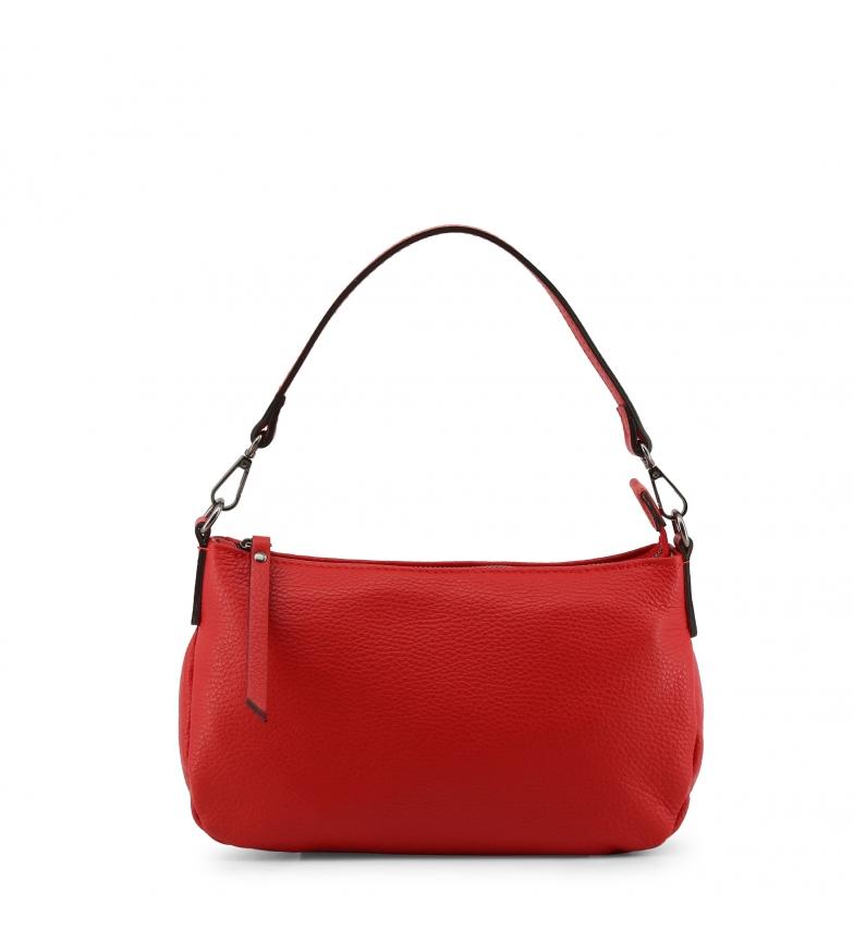 Comprar Made In Italia Bolsos de piel FIORENZA red-28x16x9cm-