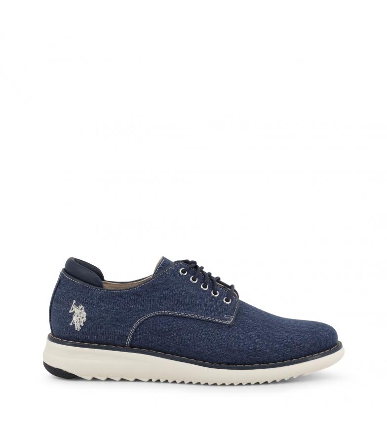 Comprar U.S. Polo Assn. Sapatos com atacadores YAGI4139S9_C1 azul