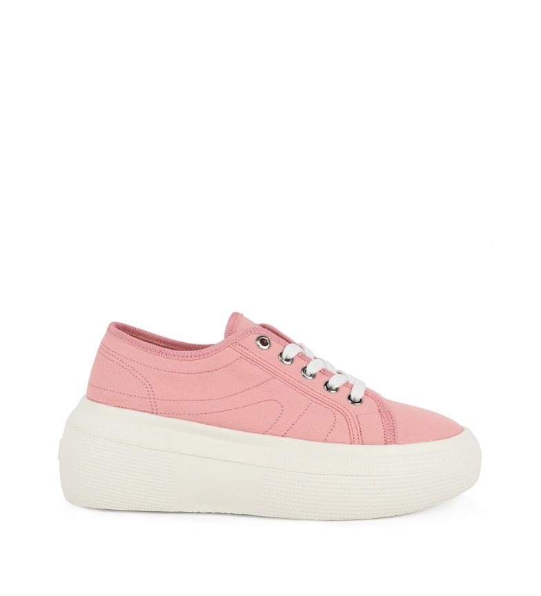 Comprar Chika10 Alma 03 coral sneakers -Sole height: 6.5cm