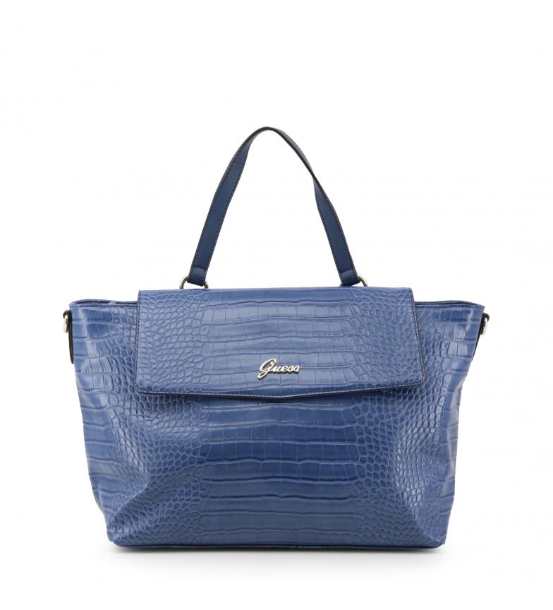 Comprar Guess ANTILIA_HWANTI_P3719 bolsas azuis -42x26.5x16cm