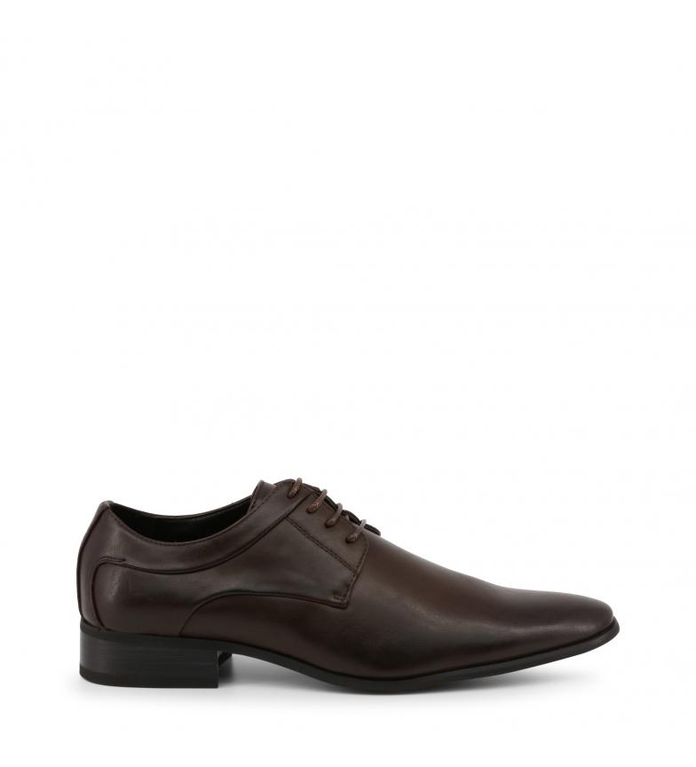 Comprar Duca di Morrone HAROLD chaussures à lacets marron