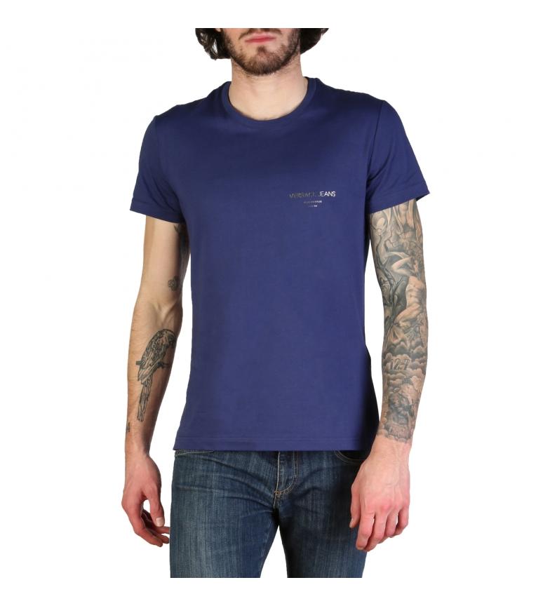 Comprar Versace Jeans T-shirts B3GTB76R_36610 blue