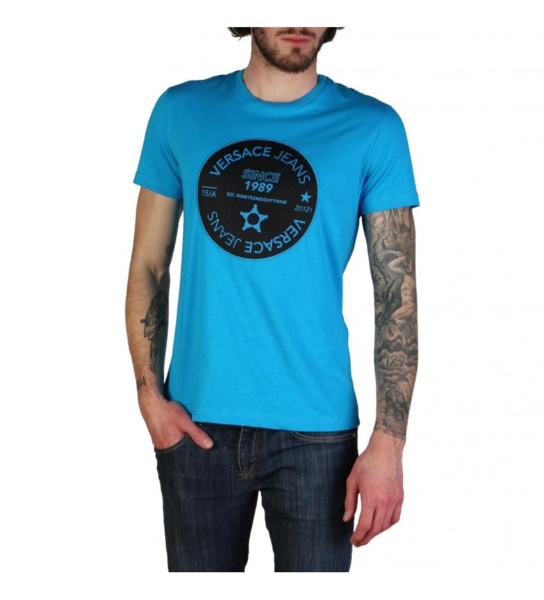 Comprar Versace Jeans Camisetas B3GTB76J_36610 blue