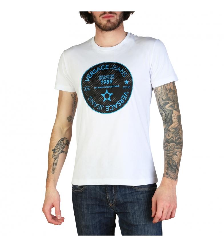 Comprar Versace Jeans T-Shirts B3GTB76J_36610 white