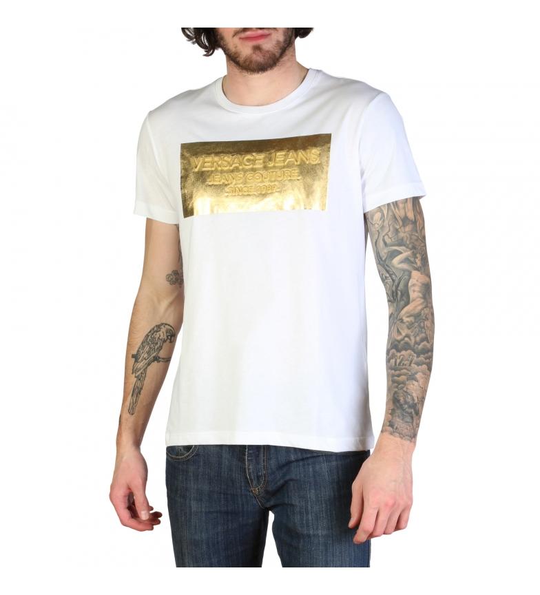 Comprar Versace Jeans Camisetas B3GTB74D_36590 white