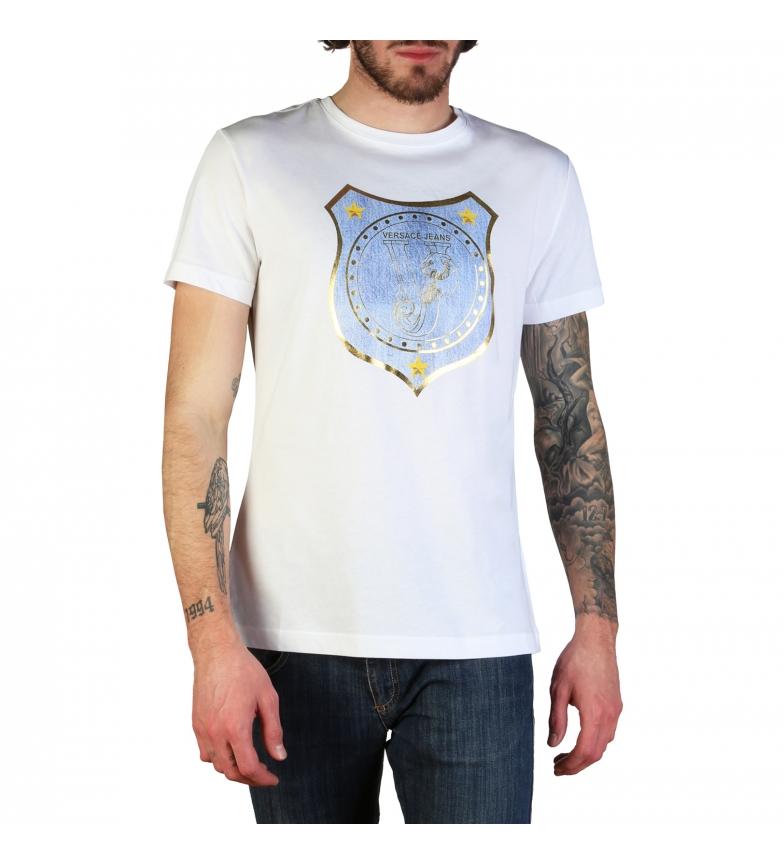 Comprar Versace Jeans T-Shirts B3GTB73C_36598 blanc