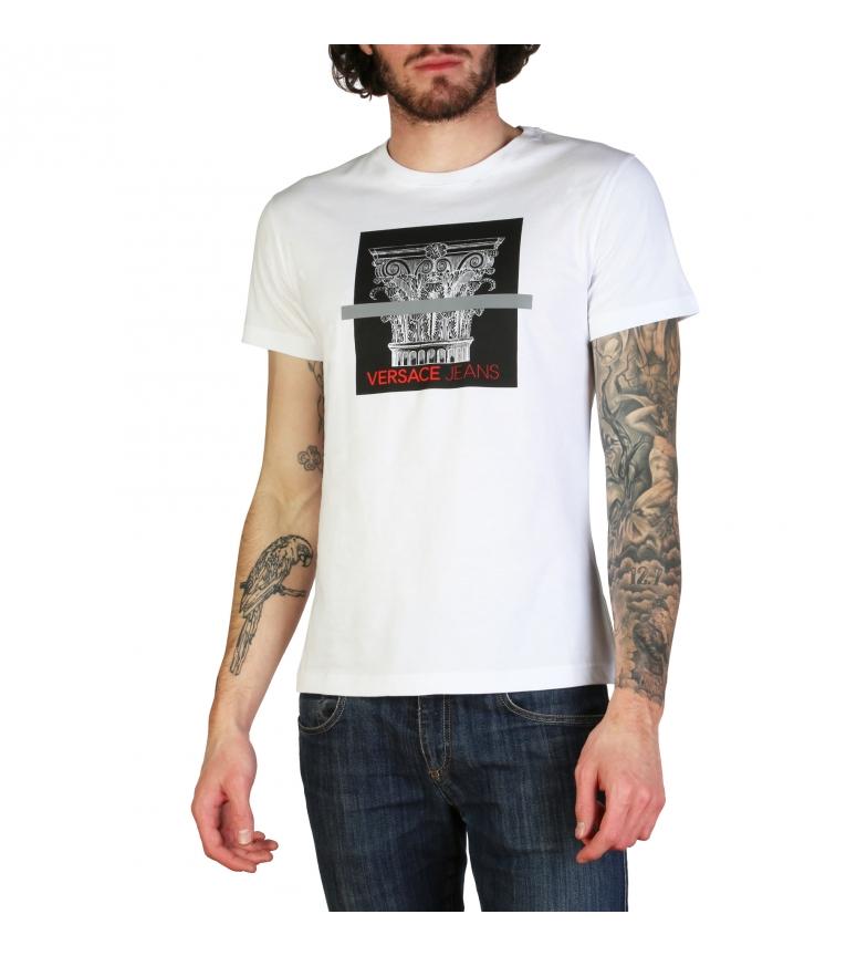 Comprar Versace Jeans Camisetas B3GTB71C_30134 white