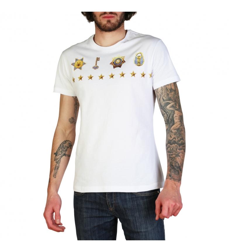 Comprar Versace Jeans T-shirts B3GTBB71A_30134 branco