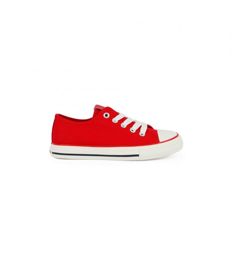 Comprar Chika10 Kids City kids 01 sapatos vermelhos