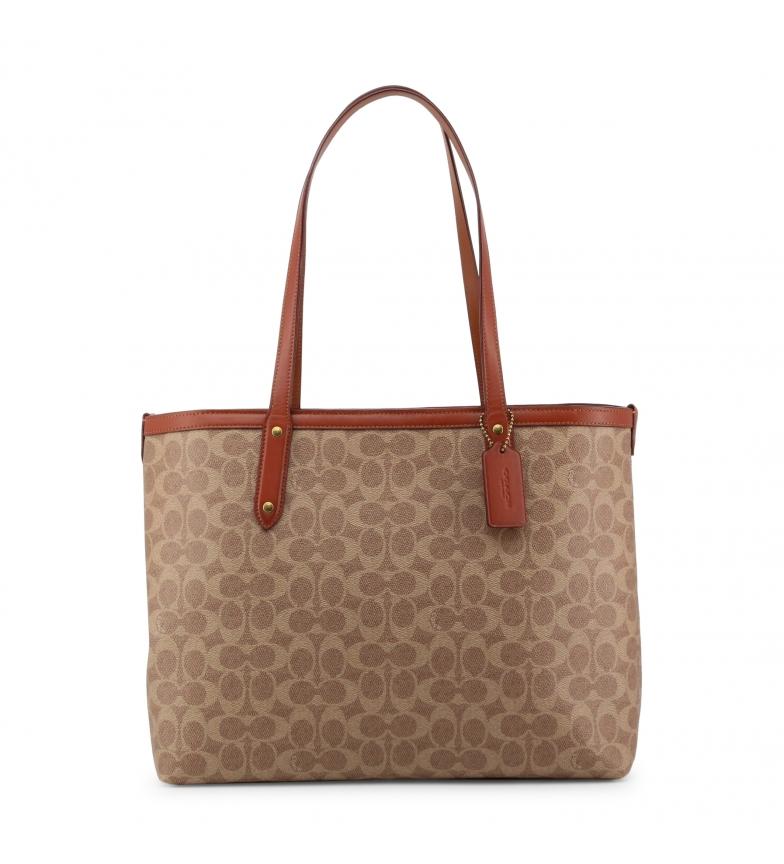 Comprar Coach Shopping bag 69422 brown -40x28.5x15cm
