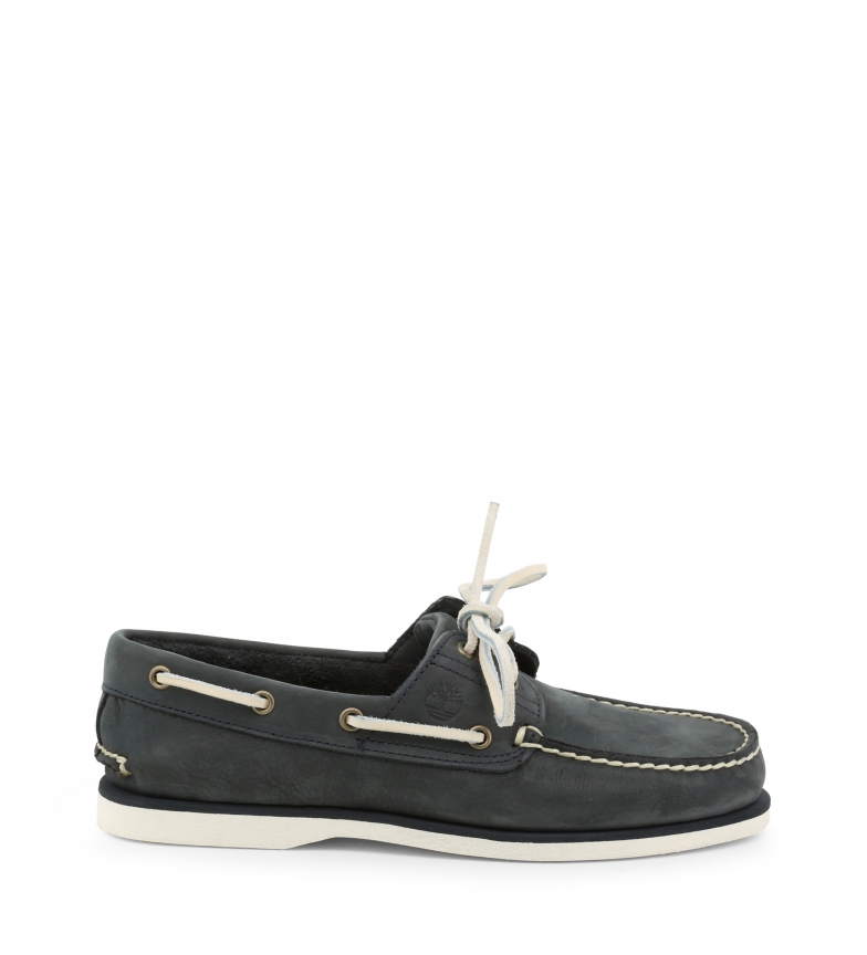 Comprar Timberland CLASSICBOAT blue leather moccasins