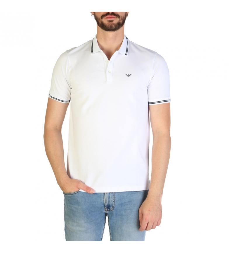 Comprar Emporio Armani Polo 8N1F2B white