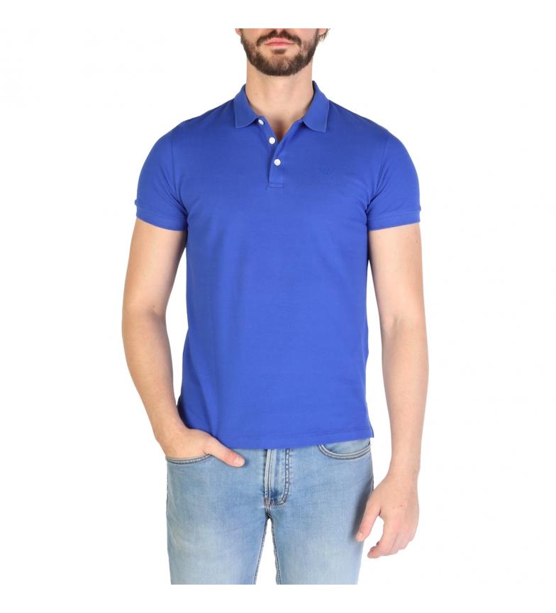 Comprar Emporio Armani Polo 8N1F12 azul