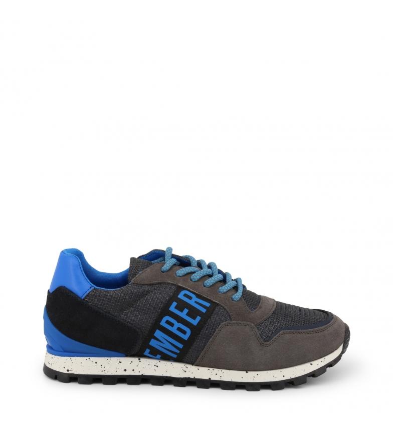 Comprar Bikkembergs Sneakers FEND-ER_2356 grigie