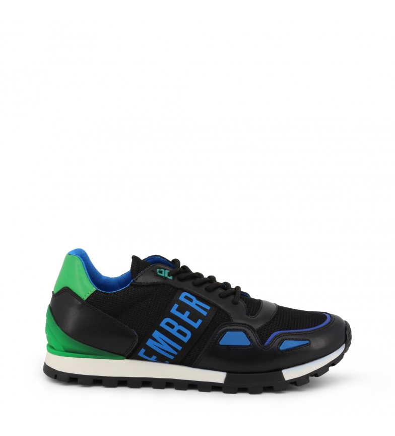 Comprar Bikkembergs Sneakers FEND-ER_2232 black