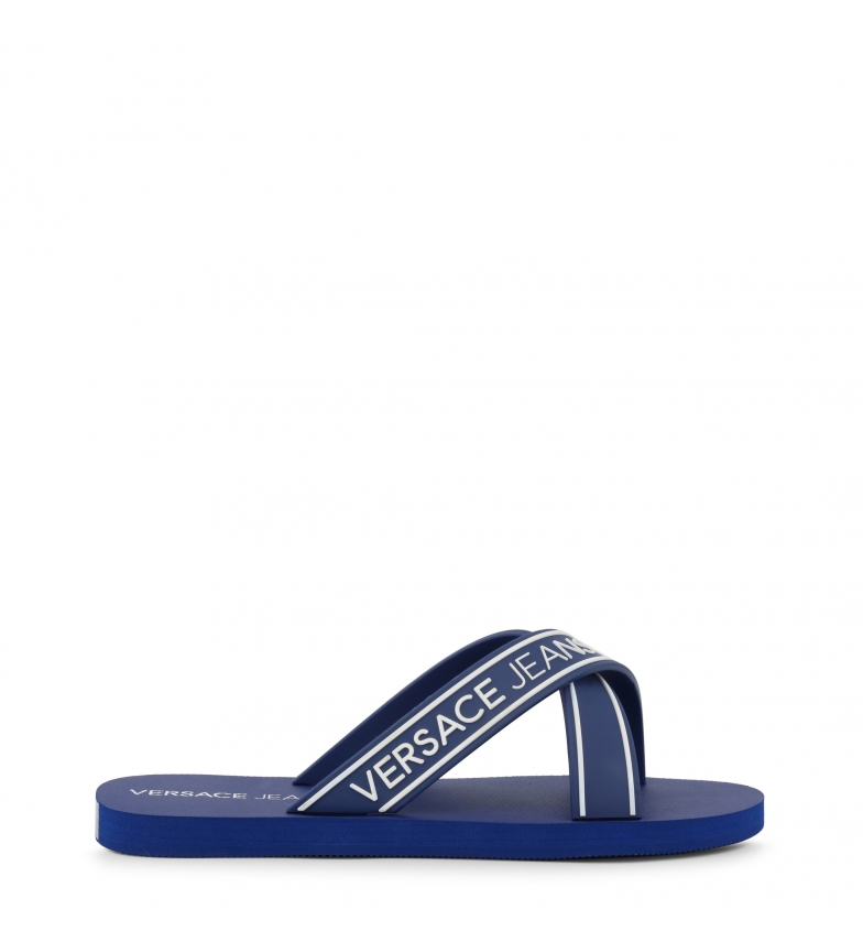 Comprar Versace Jeans Slippers YTBSQ5 blue