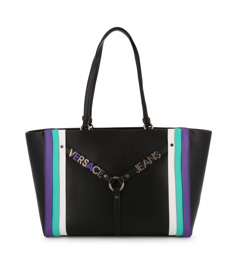 Comprar Versace Jeans Shopping bag E1VTBBL2_70887 black -46.5x26.5x15cm-