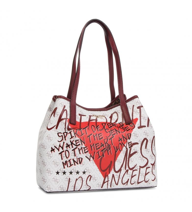 Comprar Guess Handbag HWQG69_95240 white -39x32x18cm