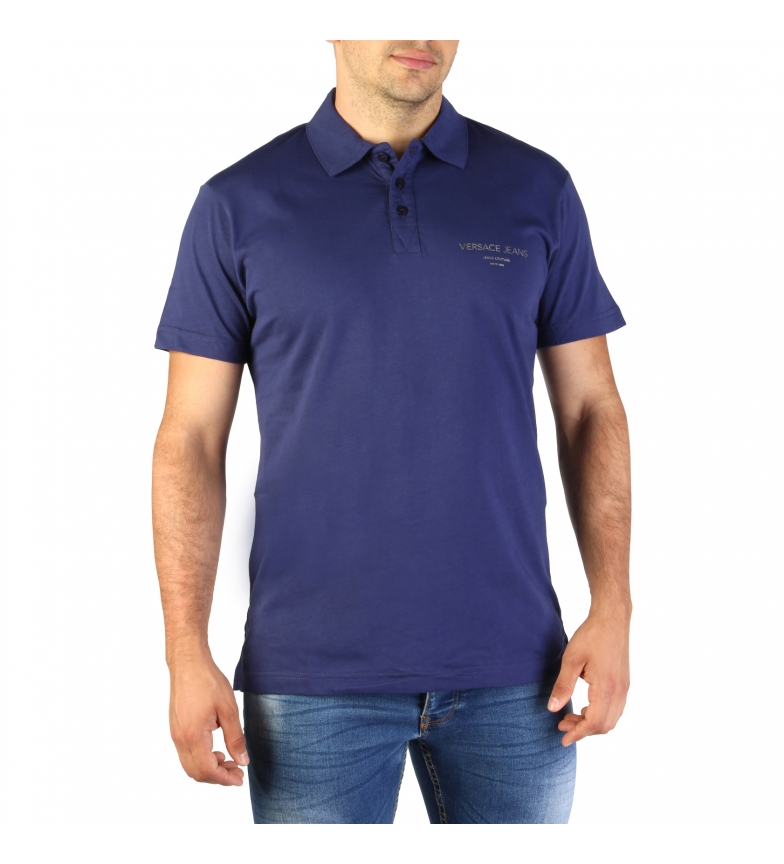 Comprar Versace Jeans Polo B3GTB7P7_36610 bleu