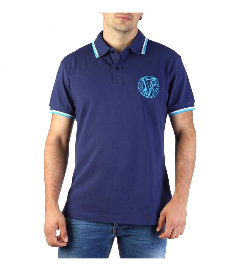 Comprar Versace Jeans Polo B3GTBB7P0_36571 azul