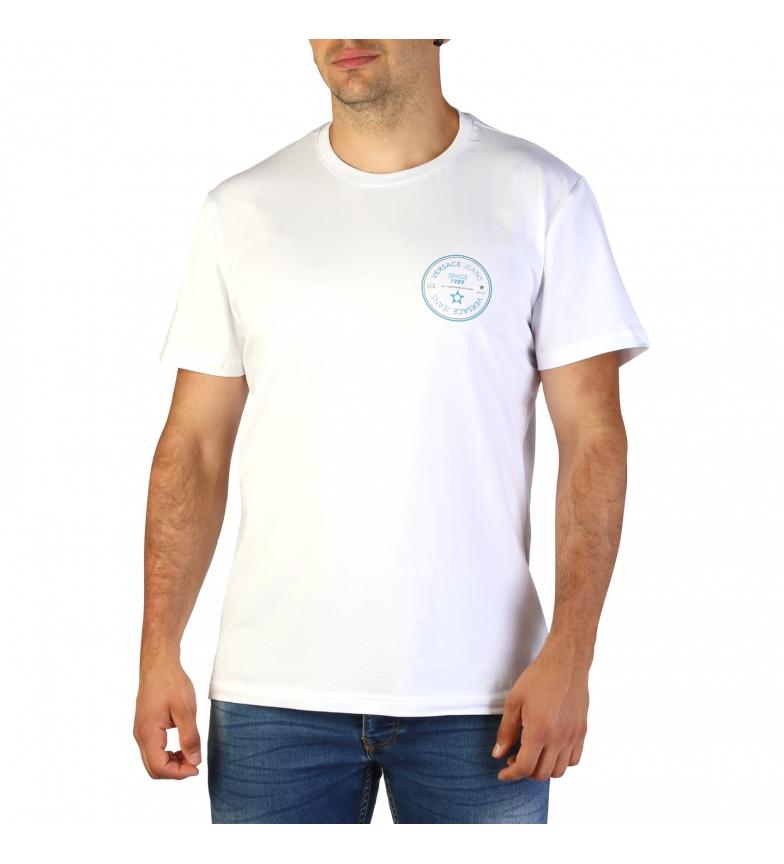 Comprar Versace Jeans T-Shirts B3GTB76S_36620 white