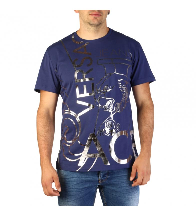 Comprar Versace Jeans Magliette B3GTB76O_36620 blu