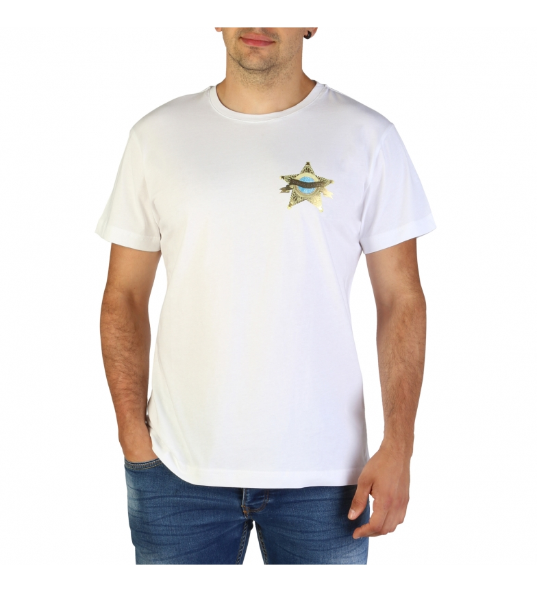 Comprar Versace Jeans T-shirt B3GTB73D_36598 bianche