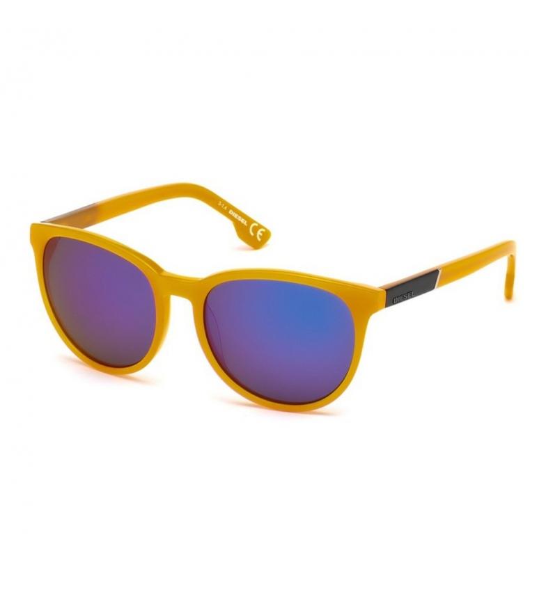 Comprar Diesel Occhiali da sole DL0123 arancione