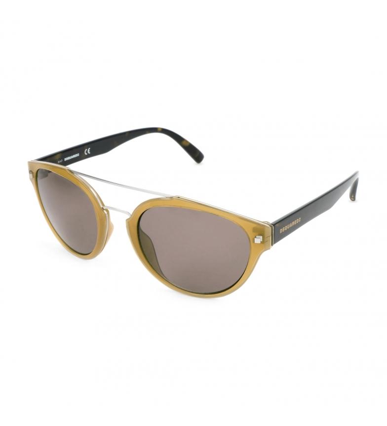 Comprar Dsquared2 Occhiali da sole DQ0255 giallo