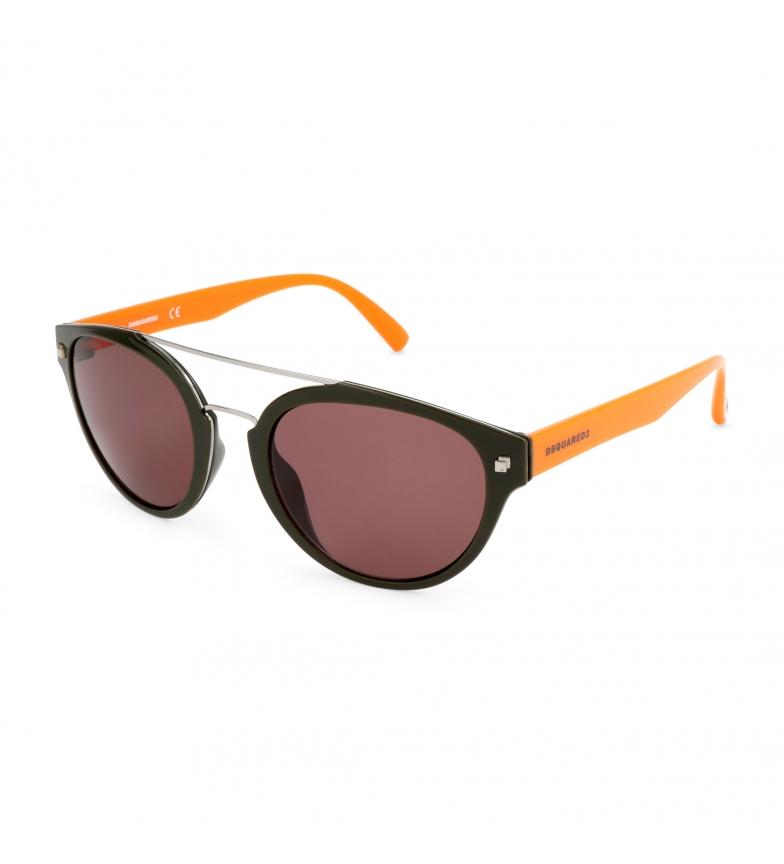 Comprar Dsquared2 Óculos de sol DQ0255 verde