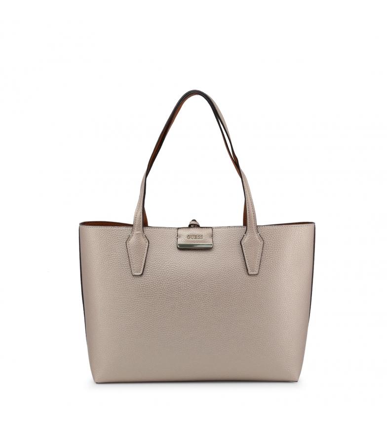 Comprar Guess Shopping bag HWMM64_22150 giallo -41x28x12.5cm-
