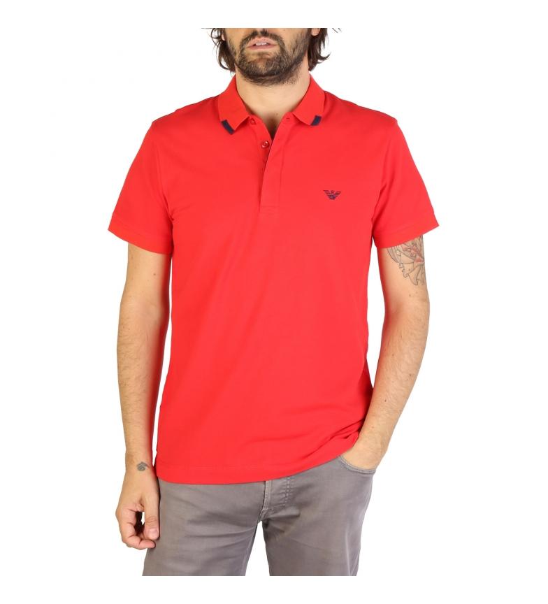 Comprar Emporio Armani Polo 9P461 rosso