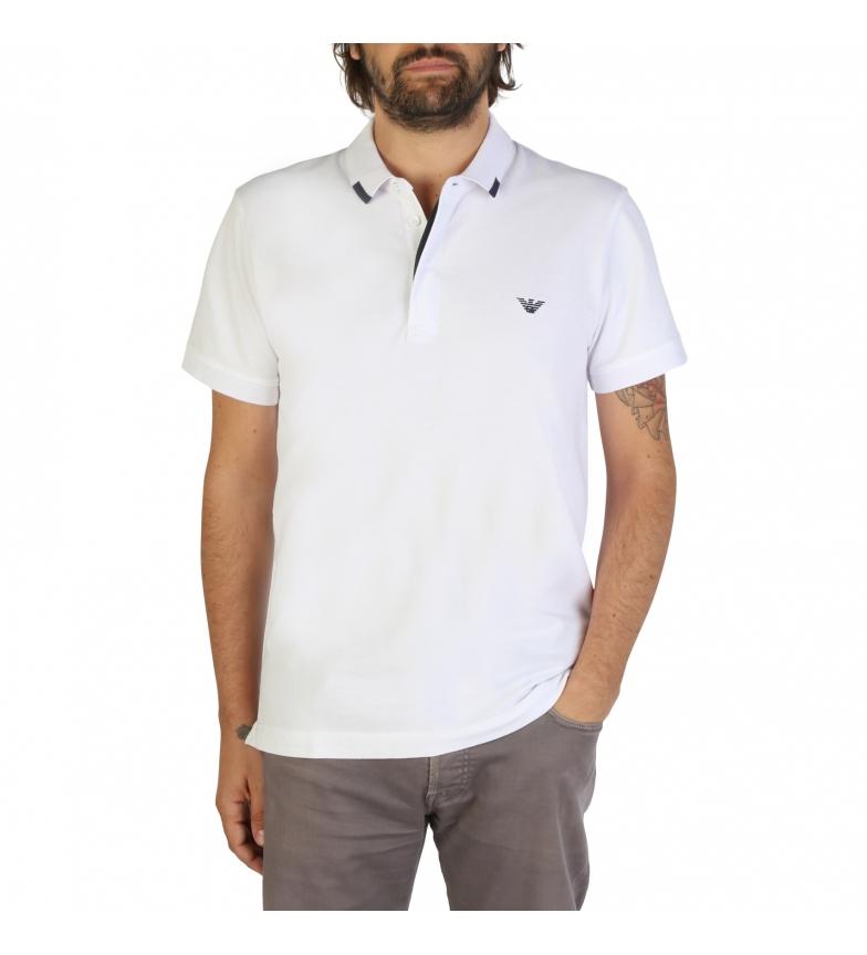 Comprar Emporio Armani Polo 9P461 bianco
