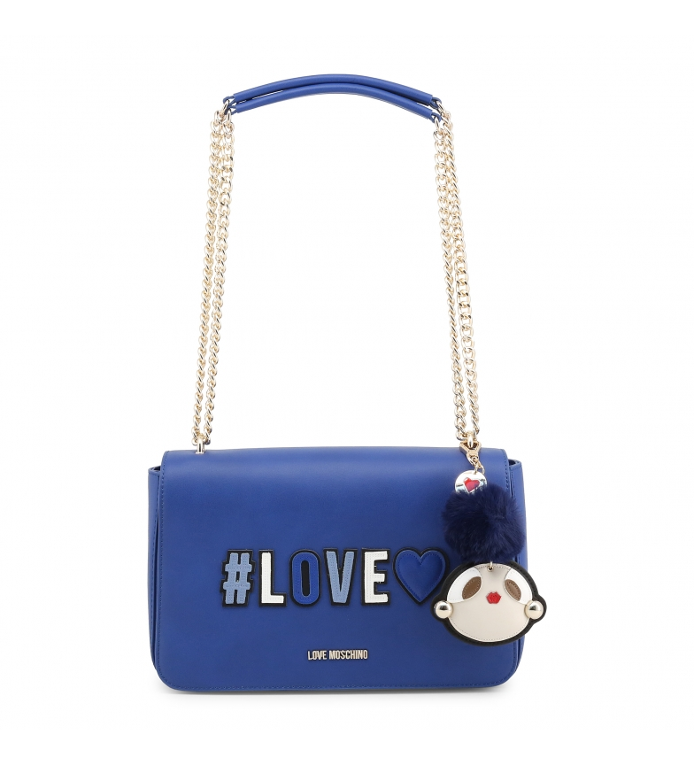 Comprar Love Moschino Shoulder bags JC4068PP16LK blue -29.5x18x8cm